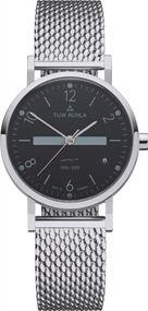 TUW Ruhla Thuringia Quartz 60132-021301D Damenarmbanduhr Klassisch schlicht
