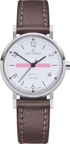 TUW Ruhla Thuringia Quartz 60132-031614B Damenarmbanduhr Klassisch schlicht