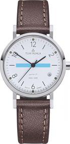 TUW Ruhla Thuringia Quartz 60132-031614A Damenarmbanduhr Klassisch schlicht