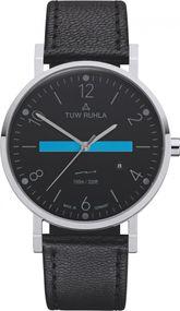 TUW Ruhla Thuringia Quartz 60140-021602A Herrenarmbanduhr Klassisch schlicht