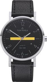 TUW Ruhla Thuringia Quartz 60140-021602C Herrenarmbanduhr Klassisch schlicht
