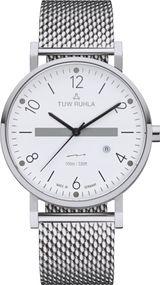 TUW Ruhla Thuringia Quartz 60140-031301D Herrenarmbanduhr Klassisch schlicht