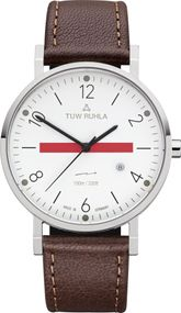 TUW Ruhla Thuringia Quartz 60140-031614C Mens Wristwatch Classic & Simple