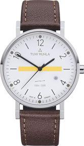 TUW Ruhla Thuringia Quartz 60140-031614B Mens Wristwatch Classic & Simple