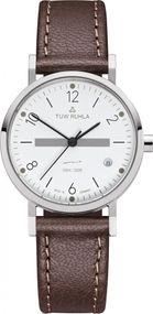 TUW Ruhla Thuringia Quartz 60132-031414D Damenarmbanduhr Klassisch schlicht