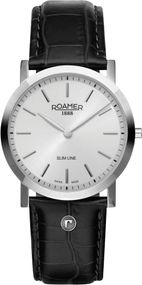 Roamer CLASSIC LINE GENTS 937830 41 10 09 Herrenarmbanduhr Swiss Made