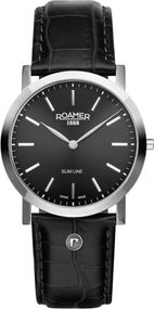 Roamer CLASSIC LINE GENTS 937830 41 50 09 Herrenarmbanduhr Swiss Made