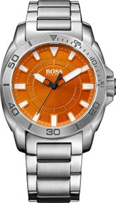Boss Orange Big Day 1512947 Herrenarmbanduhr Massives Gehäuse