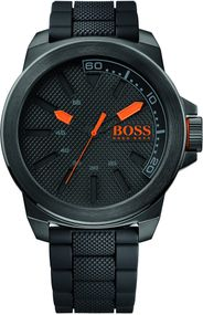 Boss Orange New York 1513004 Herrenarmbanduhr Massives Gehäuse