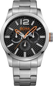 Boss Orange Paris 1513238 Herrenarmbanduhr Massives Gehäuse