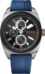 Hugo Boss Orange London 1513245 Herrenarmbanduhr Massives Gehäuse