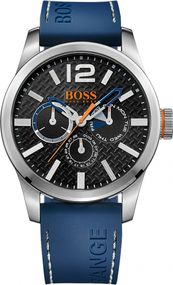 Boss Orange Paris 1513250 Herrenarmbanduhr Massives Gehäuse