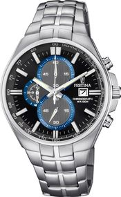 Festina Timeless Chronograph F6862/2 Herrenchronograph Sehr gut ablesbar