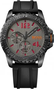 Hugo Boss Orange REYKJAVIK Multieye 1513423 Herrenarmbanduhr Massiv gearbeitet
