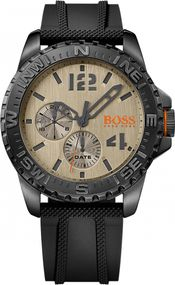 Boss Orange REYKJAVIK Multieye 1513422 Herrenarmbanduhr Massiv gearbeitet