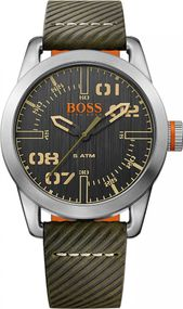 Boss Orange OSLO 1513415 Herrenarmbanduhr Massives Gehäuse