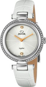 Jaguar Cosmopolitan J832/1 Damenarmbanduhr Swiss Made