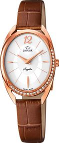 Jaguar Cosmopolitan J837/1 Damenarmbanduhr Swiss Made