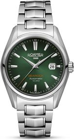 Roamer SEAROCK AUTOMATIC 210633 41 01 20 Herren Automatikuhr Swiss Made