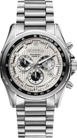 Roamer ROCKSHELL MARK III CHRONO 220837 41 15 20 Uhr Swiss Made