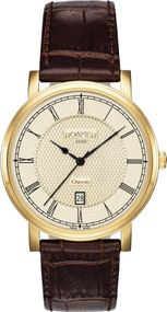 Roamer CLASSIC LINE GENTS 709856 48 32 07 Herrenarmbanduhr Swiss Made