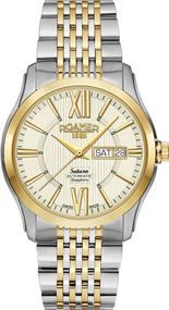 Roamer SATURN II GENTS 960637 47 33 90 Herren Automatikuhr Swiss Made