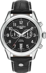 Roamer SOLEURE CHRONO 540951 41 56 05 Herrenchronograph Swiss Made