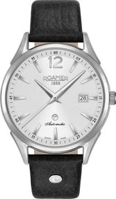 Roamer SWISS MATIC 550660 41 25 05 Herren Automatikuhr Swiss Made