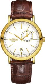 Roamer VANGUARD 934950 48 25 05 Herrenarmbanduhr Swiss Made