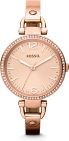 Fossil GEORGIA ES3226 Damenarmbanduhr Design Highlight