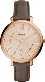 Fossil JACQUELINE ES3707 Damenarmbanduhr Design Highlight