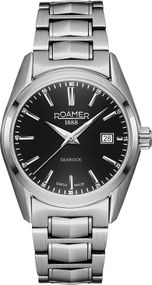 Roamer SEAROCK LADIES 30 MM 210844 41 55 20 Damenarmbanduhr Swiss Made