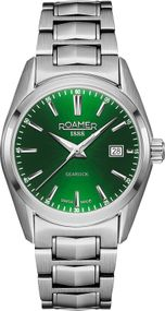 Roamer SEAROCK LADIES 30 MM 210844 41 75 20 Damenarmbanduhr Swiss Made