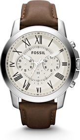Fossil GRANT FS4735 Herrenchronograph Design Highlight
