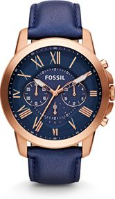 Fossil GRANT FS4835 Herrenchronograph Design Highlight