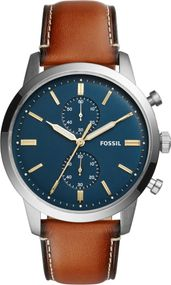 Fossil 44 MM TOWNSMAN FS5279 Herrenchronograph Design Highlight