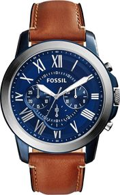 Fossil GRANT FS5151 Herrenchronograph Design Highlight