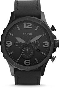 Fossil NATE JR1354 Herrenchronograph Sehr Sportlich