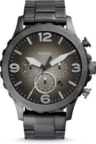 Fossil NATE JR1437 Herrenchronograph Sehr Sportlich