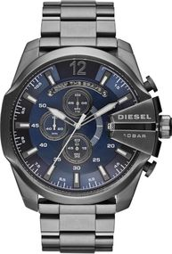 DIESEL MEGA CHIEF DZ4329 Herrenchronograph Design Highlight