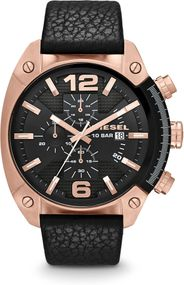 DIESEL OVERFLOW DZ4297 Herrenchronograph Design Highlight