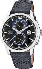 Lotus Chronograph 18366/2 Herrenchronograph Sehr Sportlich