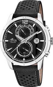 Lotus Chronograph 18366/3 Herrenchronograph Sehr Sportlich