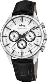 Lotus Chronograph 18372/1 Herrenchronograph Sehr Sportlich