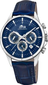 Lotus Chronograph 18372/3 Herrenchronograph Sehr Sportlich