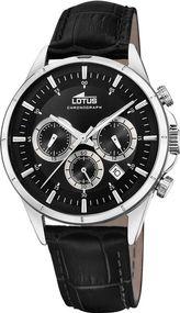 Lotus Chronograph 18372/4 Herrenchronograph Sehr Sportlich