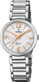 Festina Mademoiselle F20212/1 Damenarmbanduhr Design Highlight
