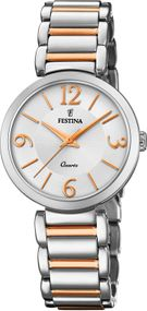 Festina Mademoiselle F20213/2 Damenarmbanduhr Design Highlight