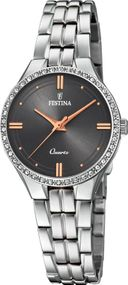 Festina Mademoiselle F20218/2 Damenarmbanduhr Design Highlight