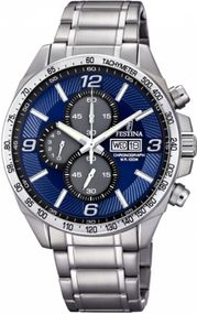 Festina Timeless Chronograph F6861/3 Herrenchronograph Sehr gut ablesbar